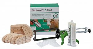 Technovit 2-Bond kit with a dosing apparatus
